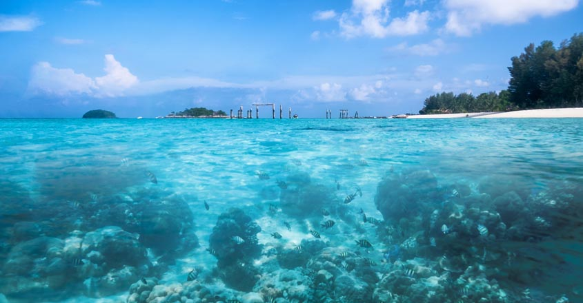 Eyeing a few days' escape? Try Andaman and Nicobar Islands