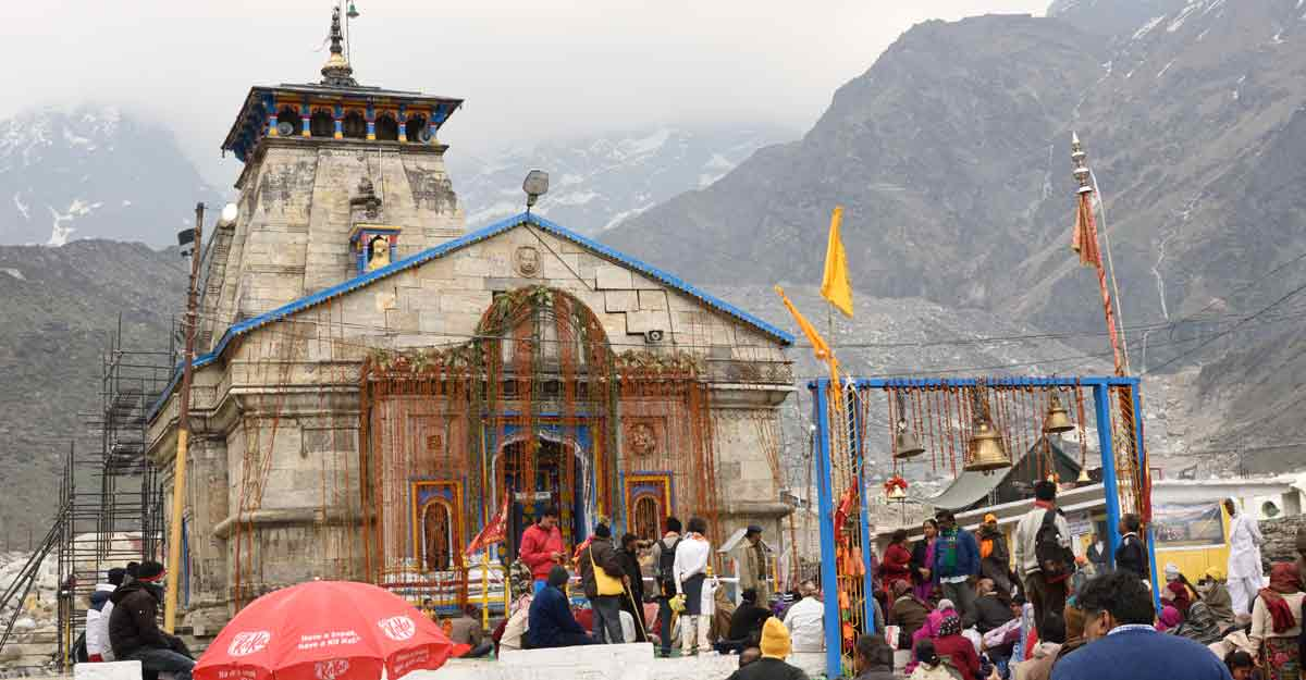 Heli tickets for Kedarnath can now be booked online