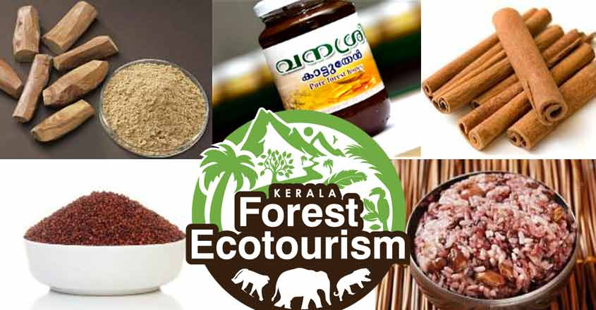 Now, eco tourism tickets and forest products available online