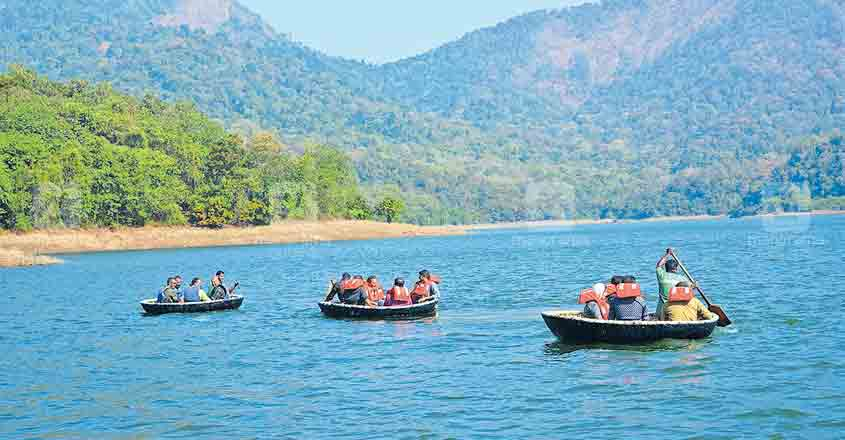 Coracle ride launched at Chimmini Reservoir in Thrissur