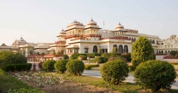 Rambagh Palace ranked 1st among top hotels in India
