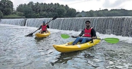 Kayaking planned at several spots in Palakkad district