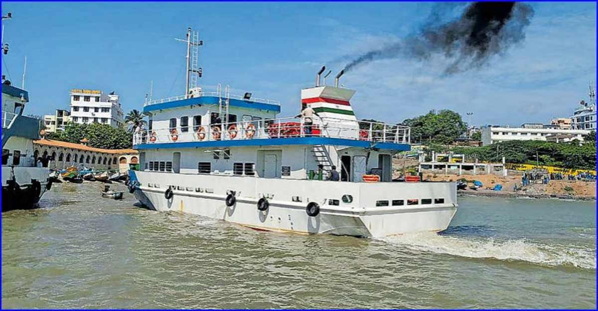 Rs 4.35cr  boat to ferry visitors to Vivekananda Rock