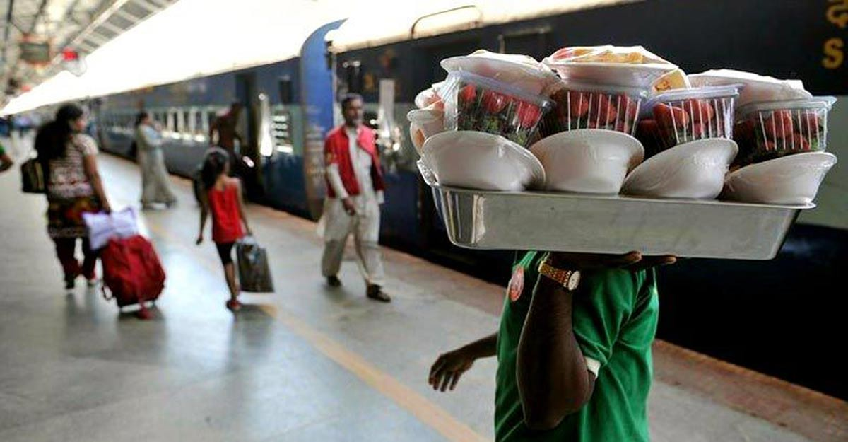 Railways allows sale of cooked food at catering, vending units on platforms as takeaway