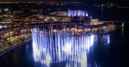 Dubai to unveil world's largest fountain on October 22