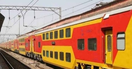 Jaipur-Delhi double-decker train to resume operation from Oct 10