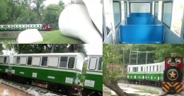 India's first solar-powered miniature train launched at Veli Tourist Village