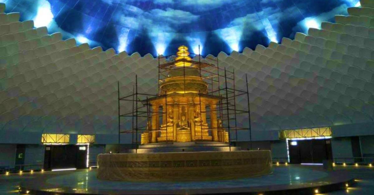 Buddha Vanam to attract international tourists to Telangana.