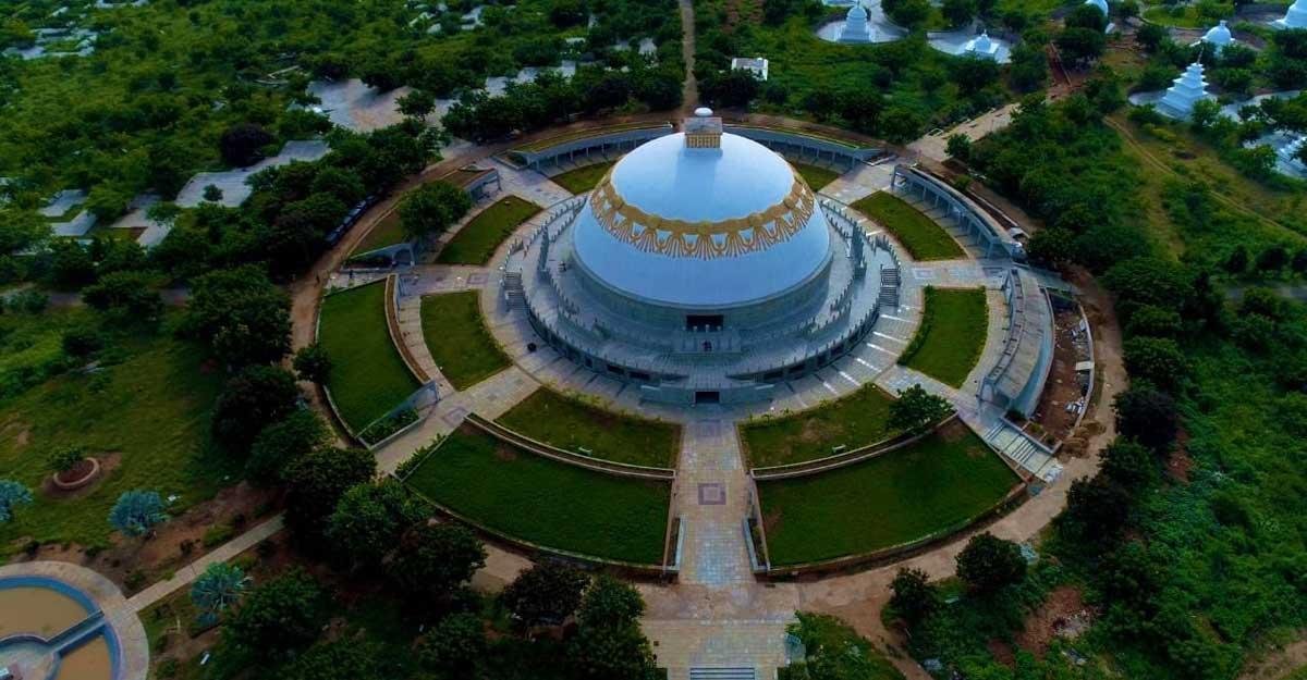 Buddha Vanam to attract international tourists to Telangana