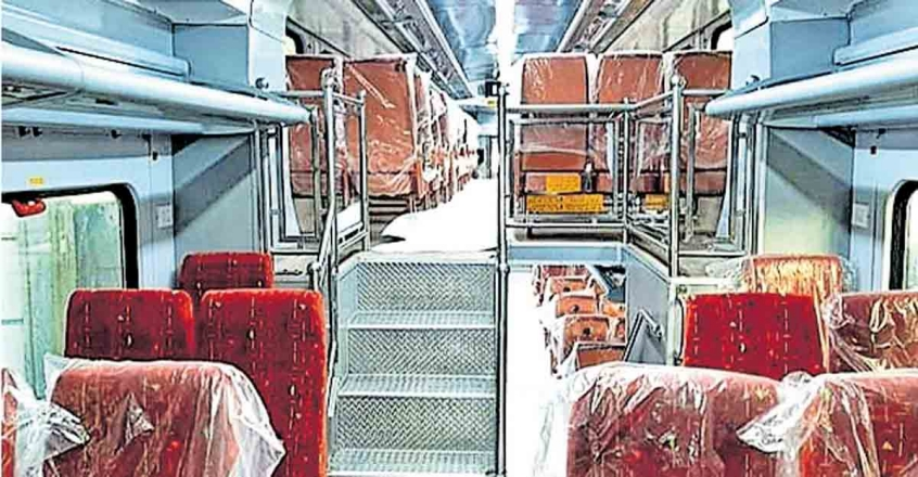 Venad Express likely to conduct services with double-decker coaches