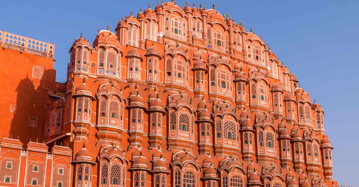 Jaipur walled city now a world heritage site | Shutterstock
