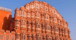 Hawa Mahal, a fine example of social distancing from the past