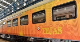 IRCTC's Tejas 'corporate trains' to resume services from Oct 17