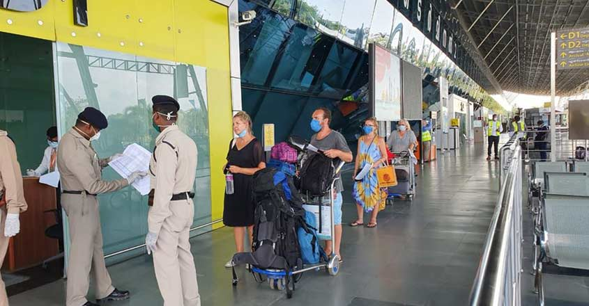 Stranded in India and want to fly out? Here's all you need to know