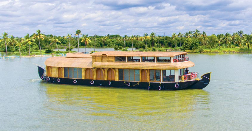 COVID-19 crisis: Kerala houseboat owners pledge support