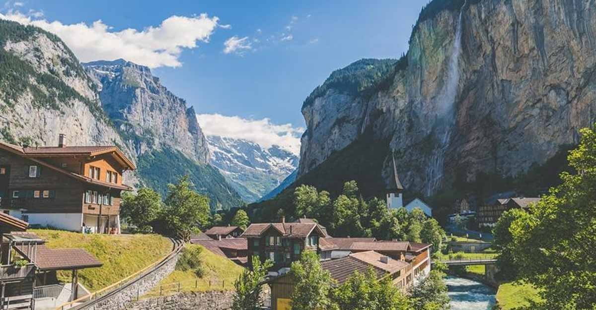 'Dream now, travel later' is Switzerland's message for travellers