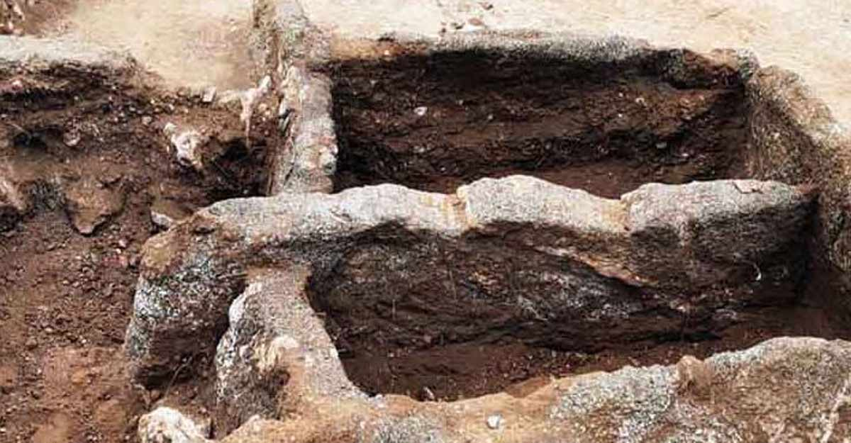 2,300-year-old burial cists, artefacts unearthed in Erode village