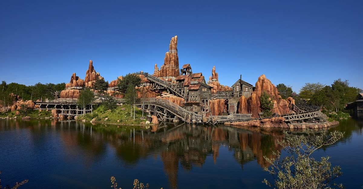 Disneyland Paris to reopen in phases from mid-July