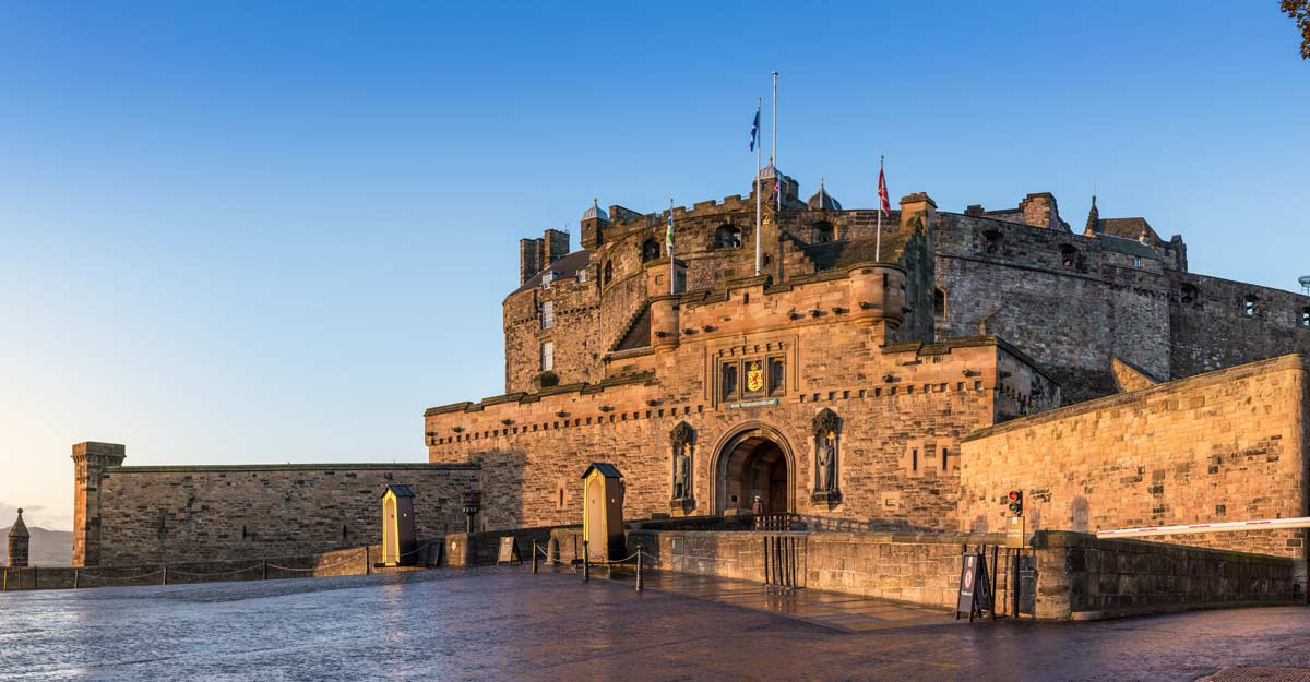 Scotland to reopen castles, palaces as COVID-19 lockdown eases | Shutterstock Images