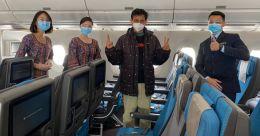 Kerala man travels alone on Frankfurt-Singapore flight