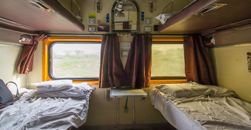 Mail, express trains to have only AC sleeper coaches soon