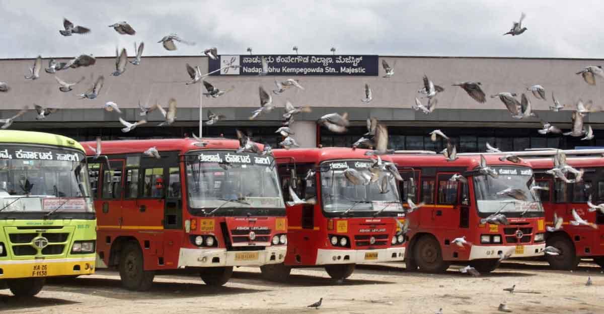 karnataka buses