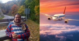 Muralee Thummarukudy travels from Kochi to Geneva, offers tips on flying safely