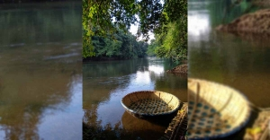 Coracle rides start again at Thannithode under strict guidelines