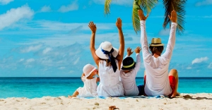 'Just 36% travellers willing to go on family holiday this year'