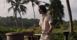 Percussionist steals the show at Kerala Tourism's virtual fest