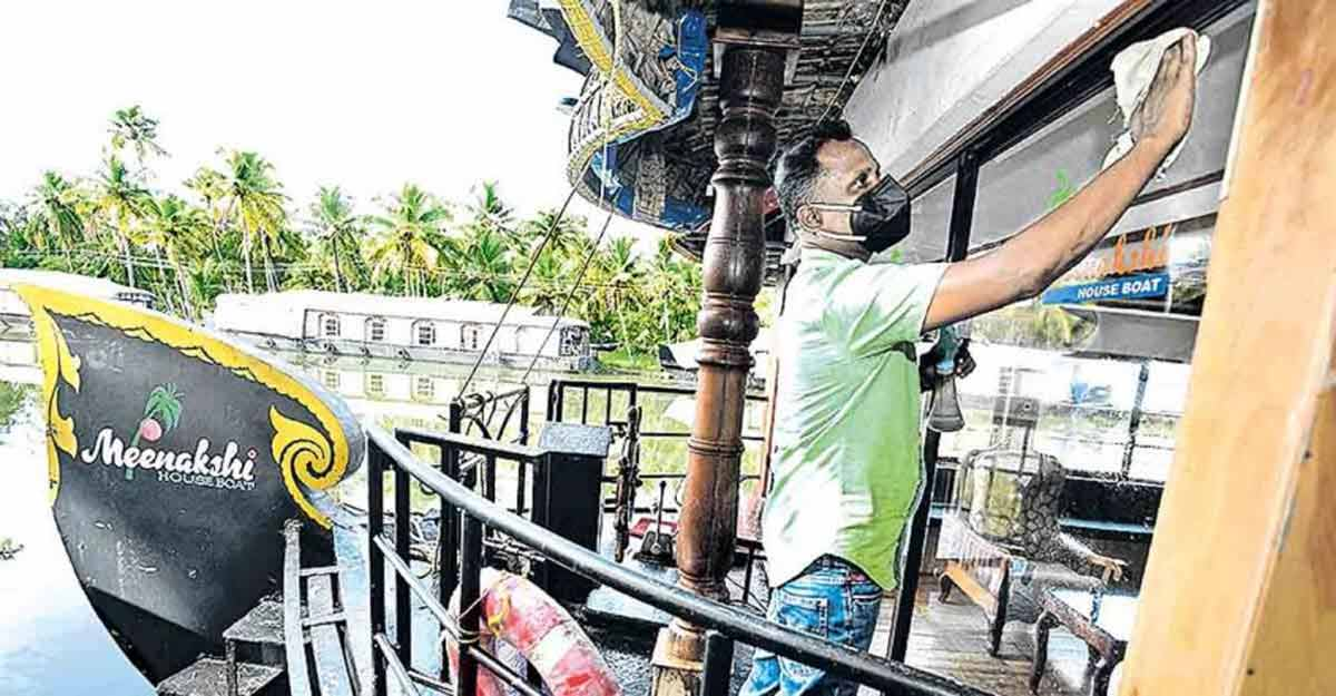 Kumarakom tourism witnessing signs of a turnaround