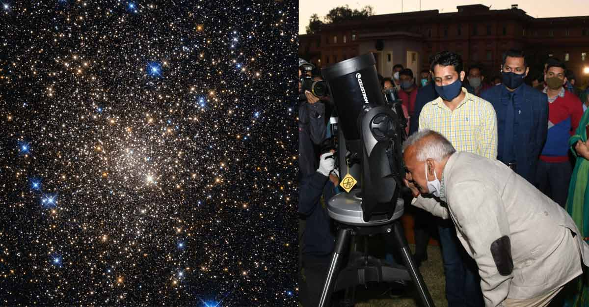 Night sky tourism takes off in Jaipur