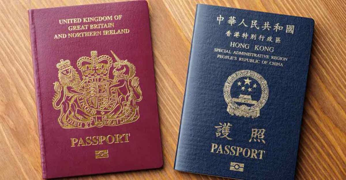 Indians struggling as Hong Kong rejects British National Overseas passports