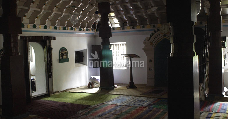 Thazhathangadi Masjid