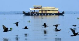 Kumarakom - a wonderland amid water bodies