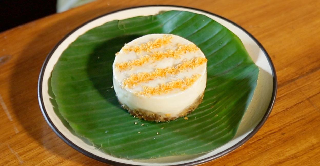 Tender coconut payasam pudding