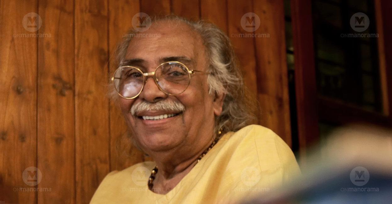 Meet the author of handwritten Malayalam folk dictionary