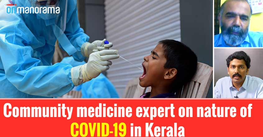 Community medicine expert on Kerala's battle against COVID-19