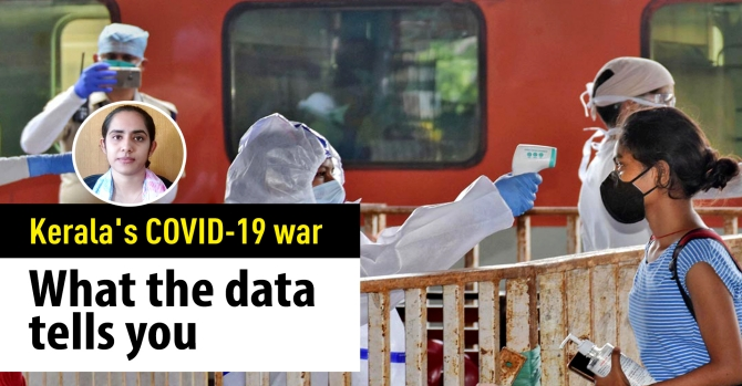 COVID-19 community spread, low mortality rate: What's happening in Kerala?