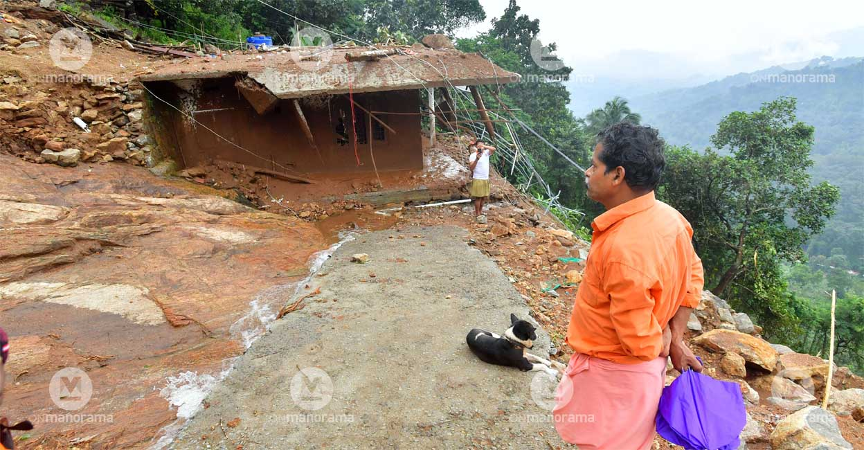 Kerala Rains: Mundakkayam people recollect landslide horror