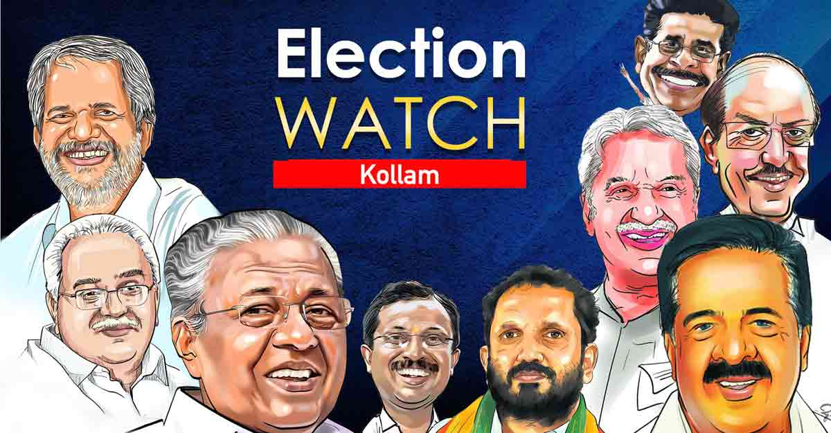 Can UDF breach LDF's red fort in Kollam?