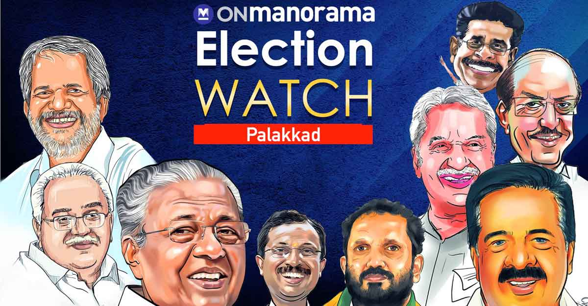Is it going to be VT Balram vs M Swaraj in Thrithala constituency of Palakkad?