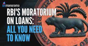 RBI's moratorium on loans: FAQ