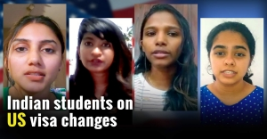 The US VISA changes: Indian students respond