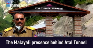 Atal Tunnel: The Malayali link of world's longest high-altitude tunnel