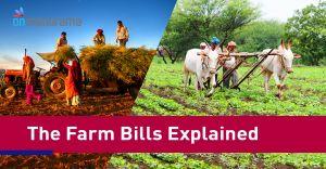 Farm Bills Explained