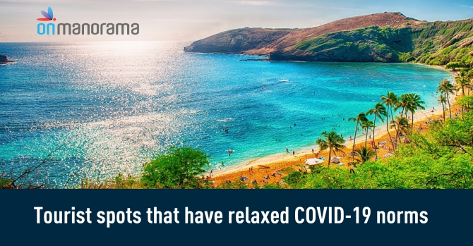 6 world destinations ready for travellers with new COVID-19 norms
