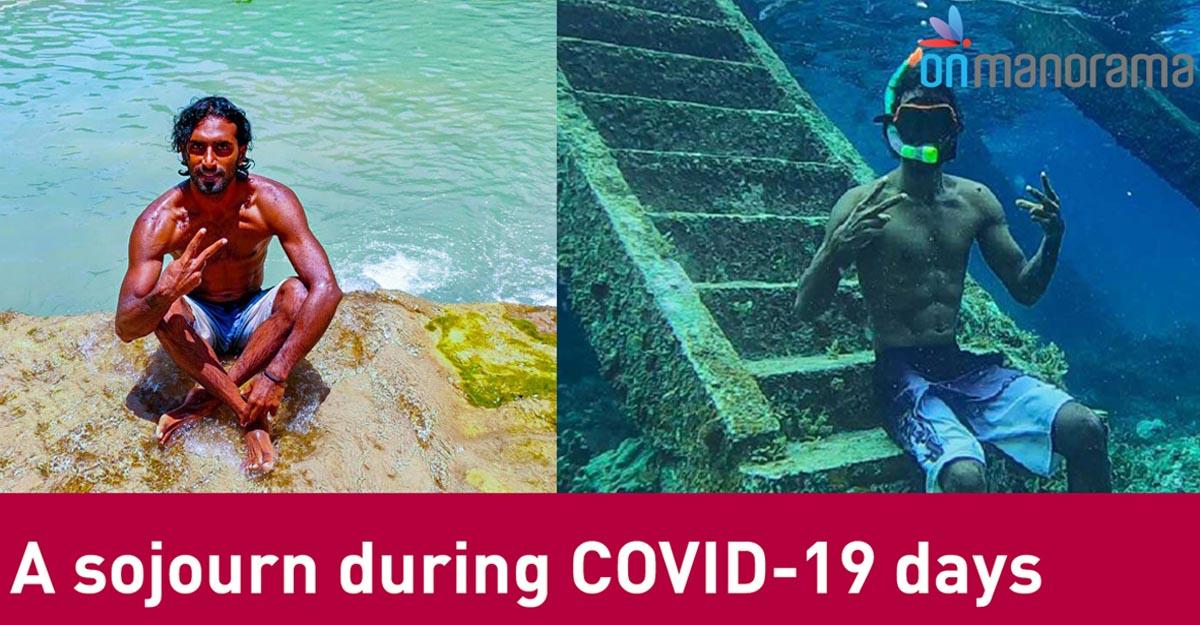 COVID-19 turns Malayali marine engineer into travel vlogger