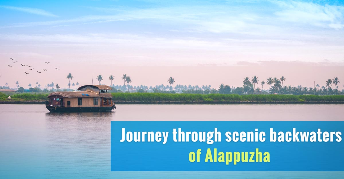 Kottayam-Alappuzha boat ride offers a glimpse of life on Kerala's backwaters