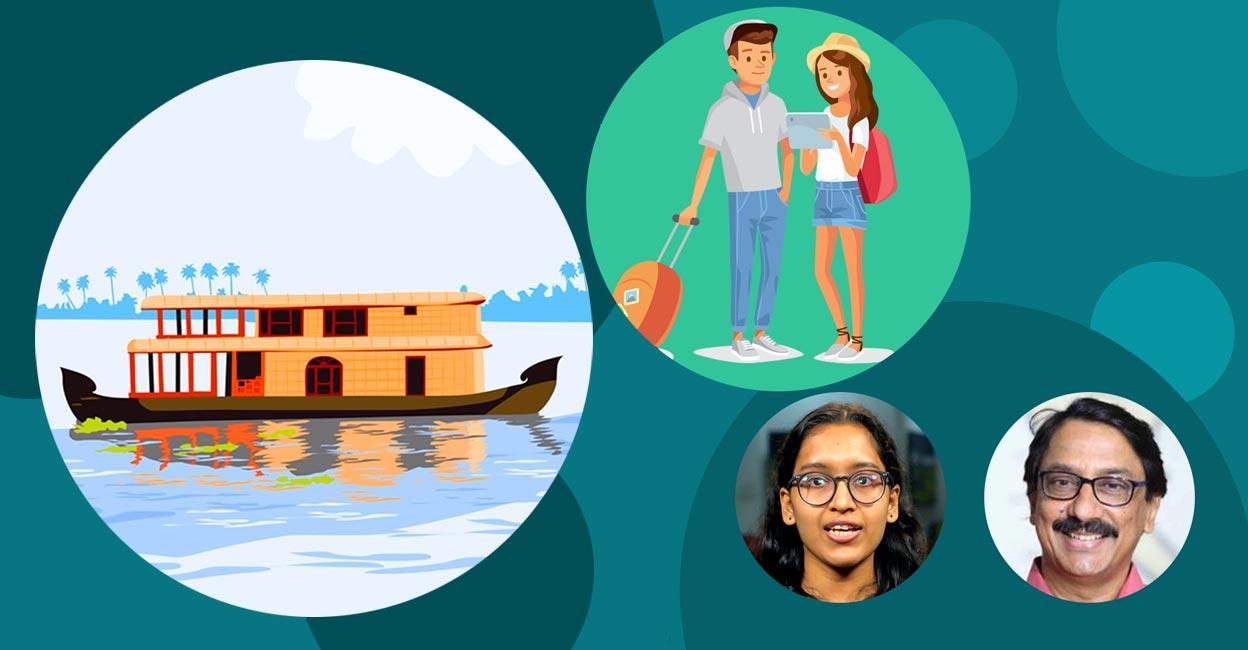 Kerala introduces bio-bubble to save tourism | Interview with Dr Venu V IAS